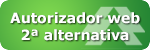 Autorizador Web segunda alternativa